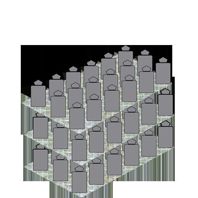 Для инкубации блоки можно